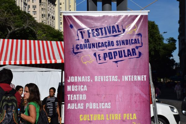 1º Festival de Comunicação Sindical e Popular do NPC – 25/05/17